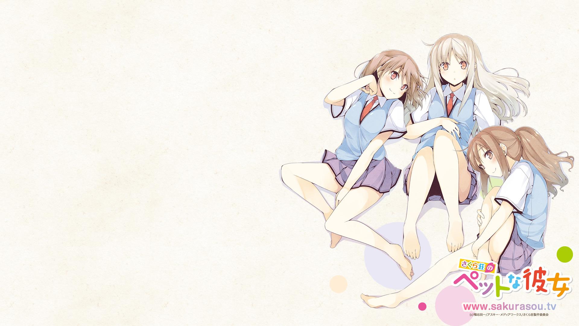 Special さくら荘のペットな彼女 アニメ公式サイト
